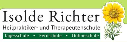 Zur Startseite von Heilpraktikerschule Isolde Richter