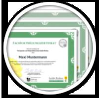 ICON Zertifikate und deren Vorraussetzungen